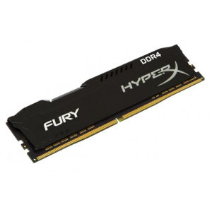 HyperX 8GB DDR4 Fury Black 3200MHz