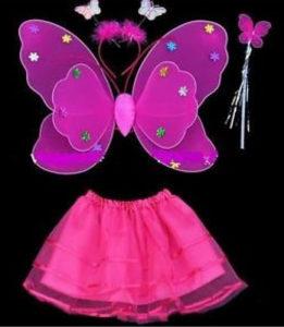 Fairy set za djevojcice
