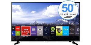 "AKCIJA > Samsung 4K 50"" NU7022 UltraHD TV 50NU7022"