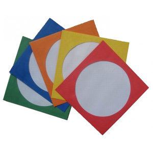 Koverte za CD u boji