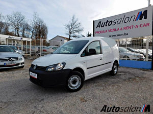 Volkswagen Caddy 1.6 CR TDI 77kw/102ks