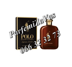 Ralph Lauren Polo Supreme Leather 125ml EDP M 125 ml