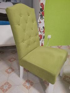 Stolica drvena