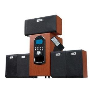 Zvučnici 5.1 Genius SW-HF5.1 6000, 200W, Wood