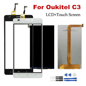 Oukitel C3 display tac /lcd/ komplet