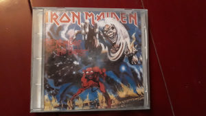 Cd - Iron Maiden
