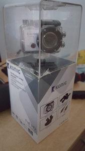 Akciona kamera Konig csacw100