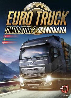 Euro Truck Simulator 2: Scandinavia (PC IGRA - DLC)