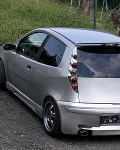 Stop svjetlo/ stopka Fiat Punto 2