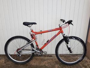 Biciklo Cyclecraft Full Suspension