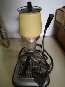 "Kafe aparat ""la pepina"""