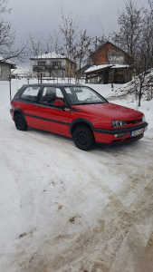 Volkswagen Golf 3 benz--plin
