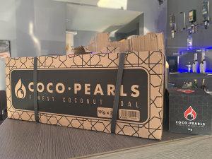 Zar kocke za nargilu COCO PEARLS