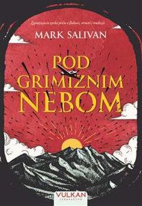 Knjiga: Pod grimiznim nebom, pisac: Mark Sullivan, Književnost, Romani, Triler