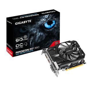 GIGABYTE R7 360 OC 2GB GDDR5