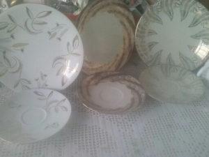 kolekcionarski tanjiri Bavaria 3 komada