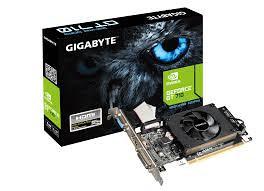 GIGABYTE Nvidia GT710/GT 710 1 GB DDR3