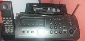 Telefon/faks-Panasonoc