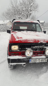 Nissan Patrol isrekla registracija stanje solidno ispra