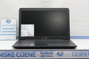 Laptop Asus F554L; i5-5005u 2GHz; 8GB DDR3; SSD
