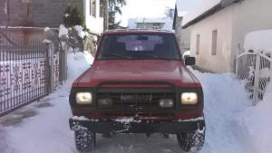 Nissan Patrol 3,3 dizel