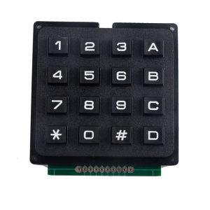 Arduino Tastatura 4x4 Matrix Array 16 Keys Keypad
