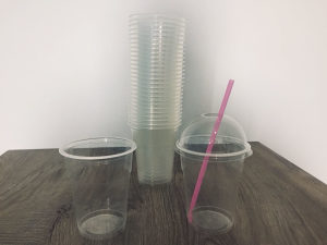 Plastične čaše i ambalaza