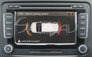 VW RNS 510 navigacija orginalna RNS510