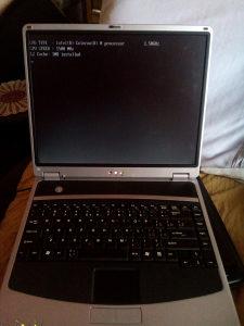 Laptop Prestizio 60km