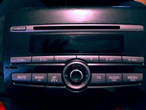 Cd radion