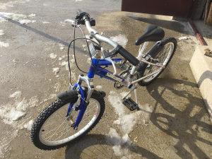 Djeciji bicikl - Salcano uzrast 6-12 god