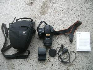 Fotoaparat SONY A 37 FULL HD