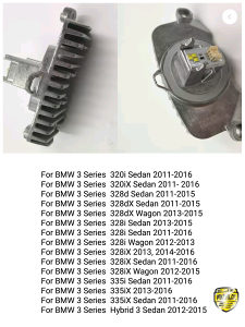 LED MODUL BMW F30 F31 F34, 63117398766  7398766 module