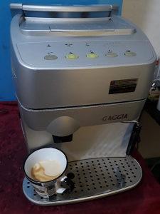Kafe aparat Gaggia
