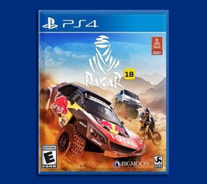 Dakar 18 (PS4 / Playstation 4)