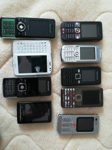 Mobiteli Sony Eriksson