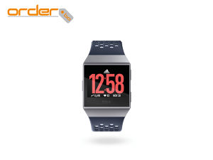 Sat Fitbit Adidas edition FB503WTNV Ink Blue Ice Gray