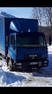 Spojler man kamion atego