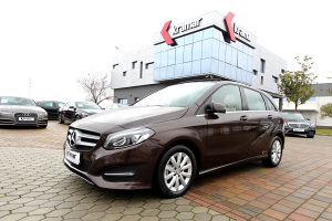 Mercedes B 180 D Sportpaket EXCLUSIVE PLUS -FACELIFT-