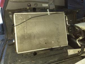 Peugeot 206 1.4 hdi ventilator