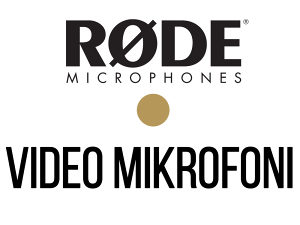 Rode Video mikrofon DSLR