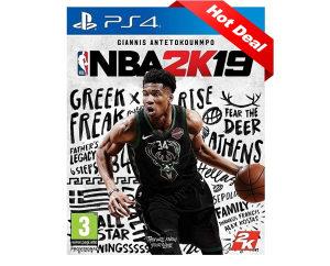 NBA 2k19 PS4 Primarni profil - AKCIJA