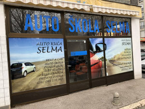 Auto škola www.selma.ba