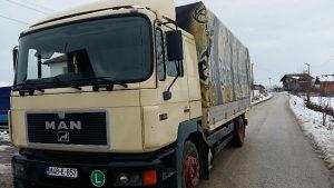 Kamion man