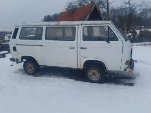 Volkswagen t3 syncro Caravelle 4x4