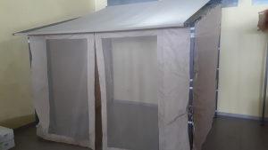 Tenda sator 3x3m