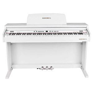 Električni klavir: Kurzweil KA130 WH sa stolicom