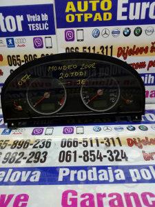 Kilometar sat Ford mondeo 2,0 tddi 2002 g