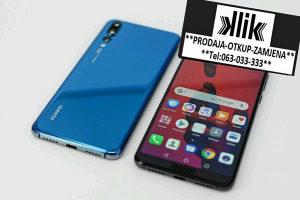 Huawei P20 PRO BLUE/PLAVI **KAO NOV**TOP**