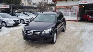 VW TIGUAN 2,0 TDI 4X4 DSG XENON PANORAMA KOŽA NAVI